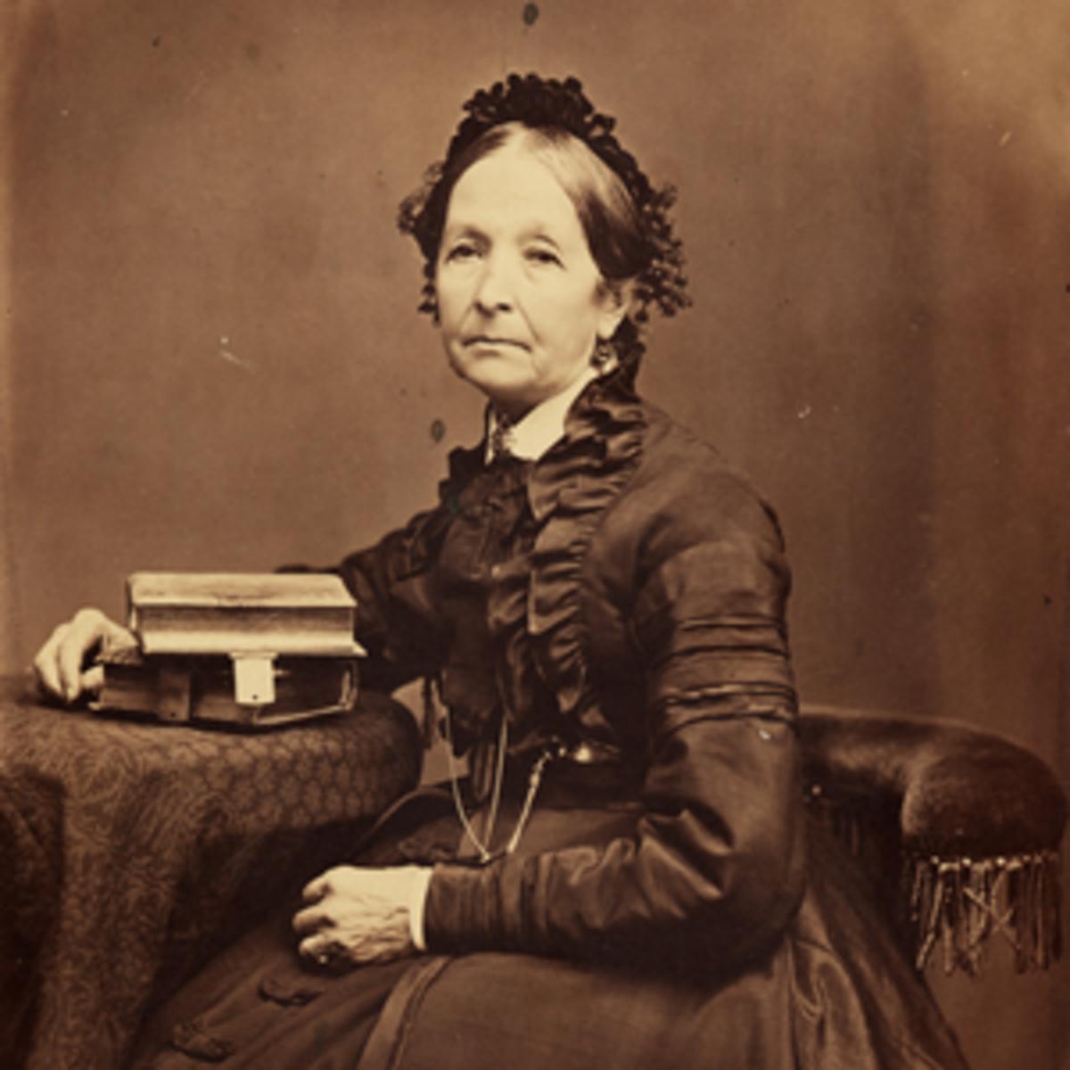 Eliza R. Snow