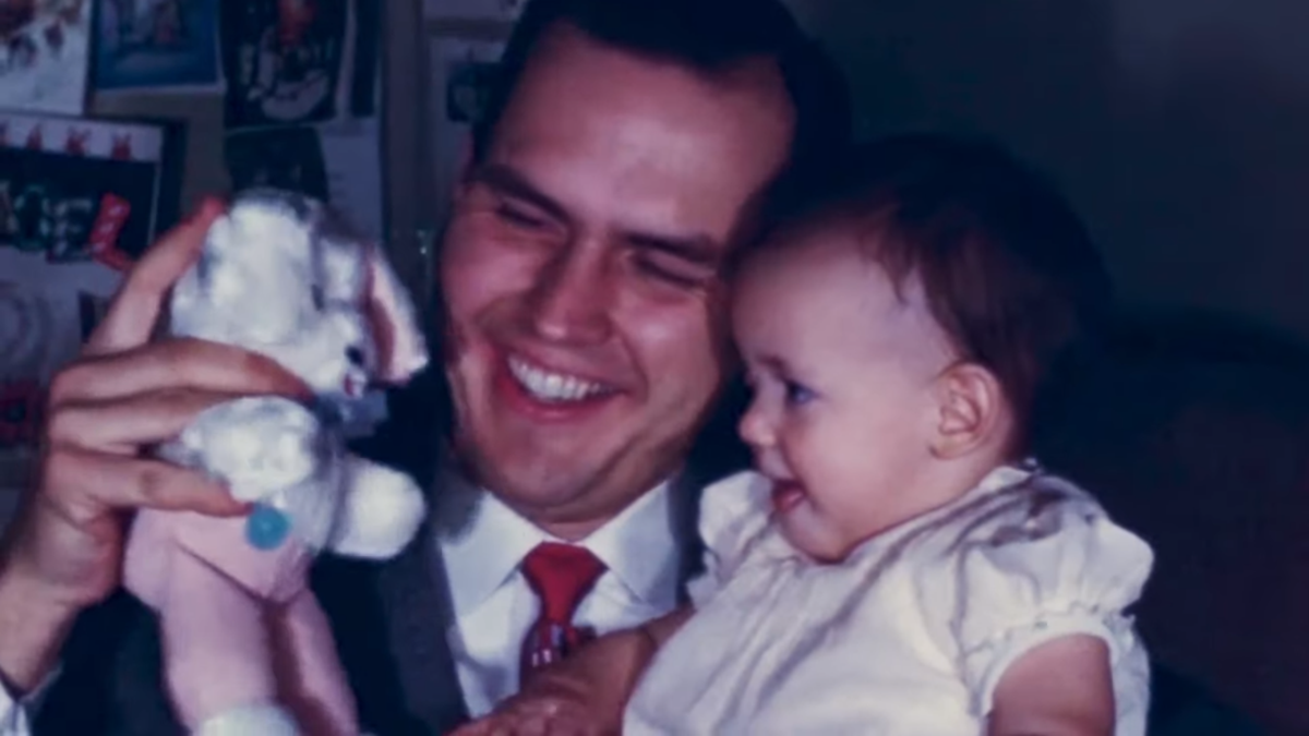 President Nelson and child