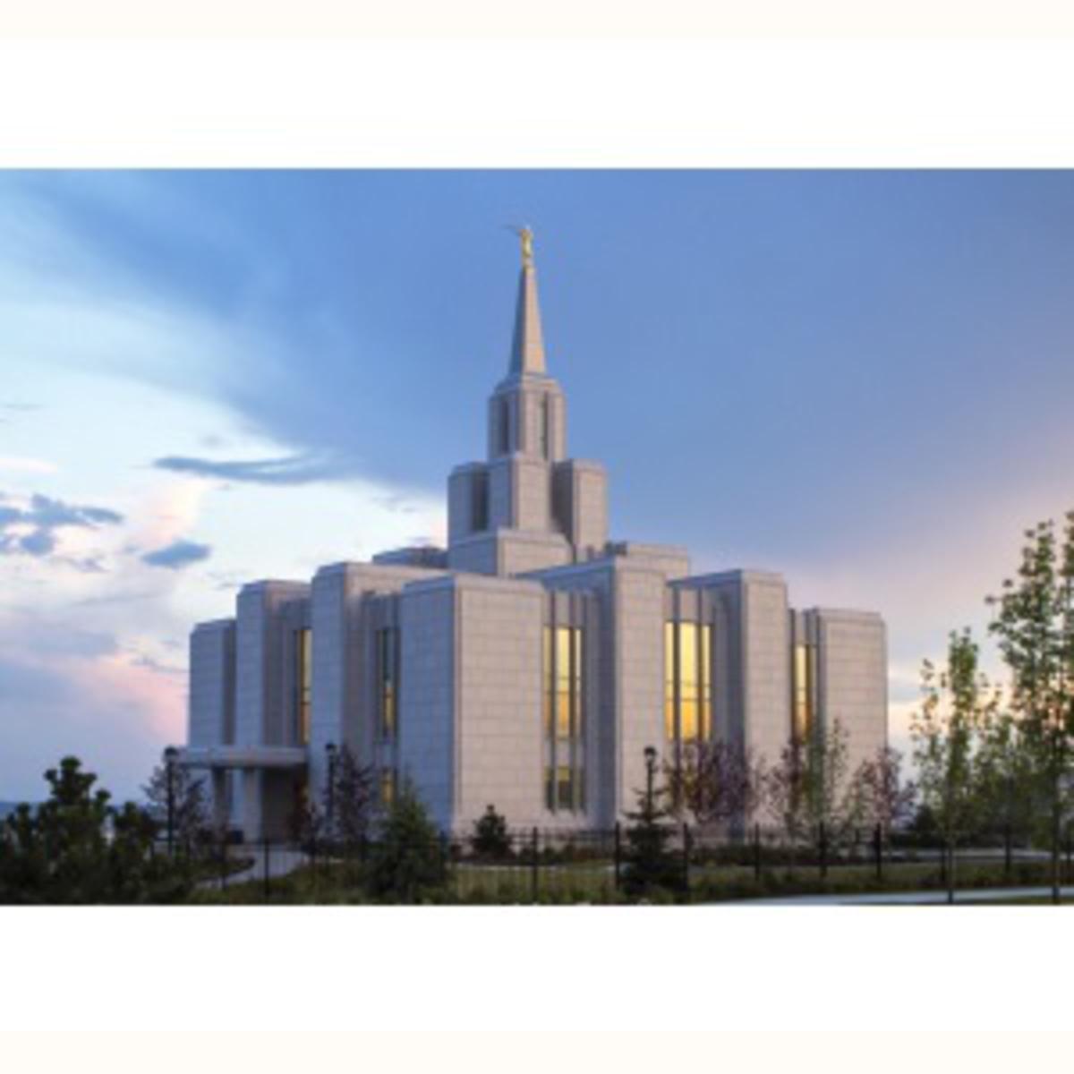 Calgary Alberta Temple