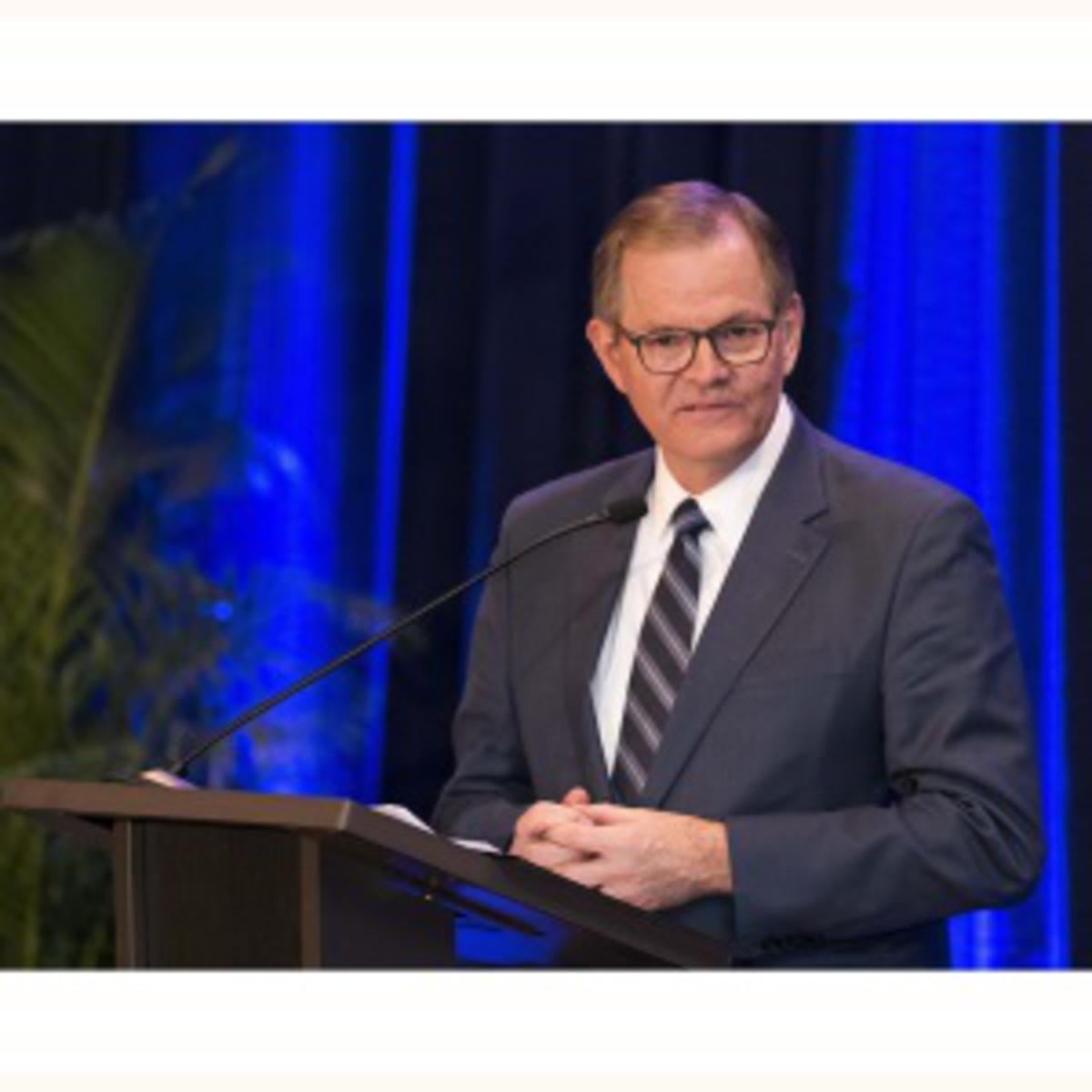 Elder Gary Stevenson
