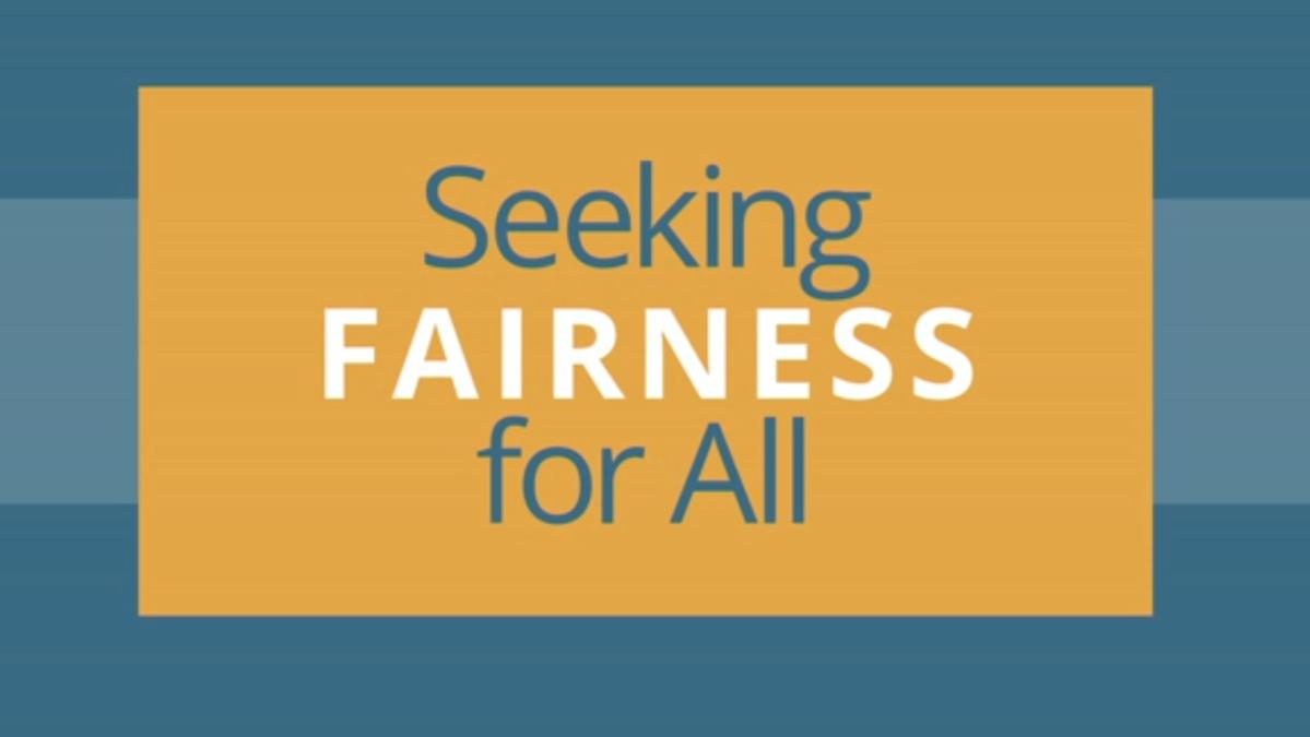 seeking fairness