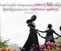 Motherhood Quote