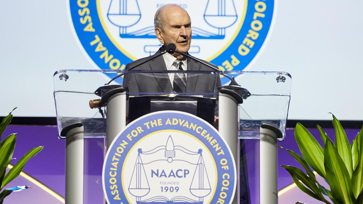 NAACP and President Nelson