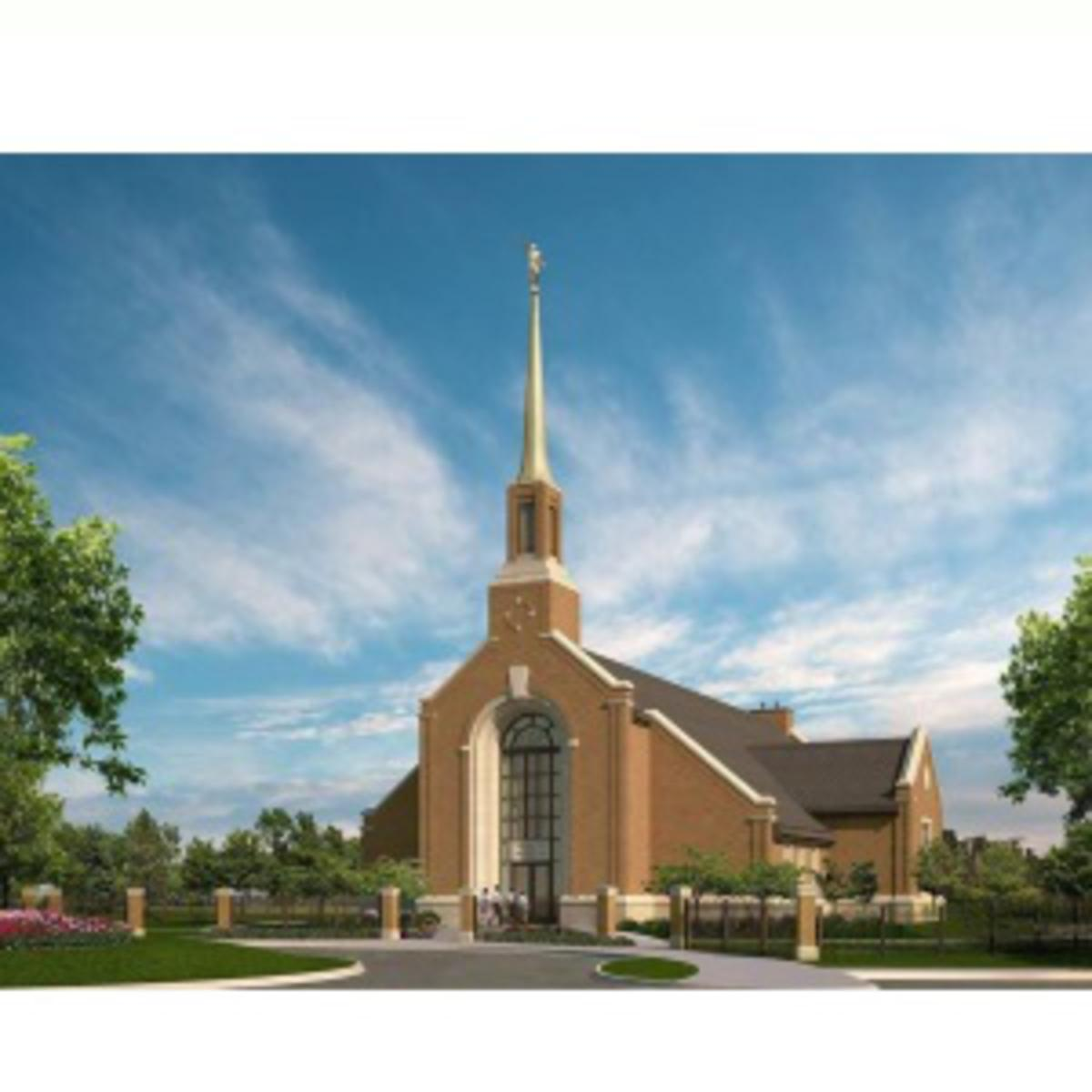 Winnipeg Temple