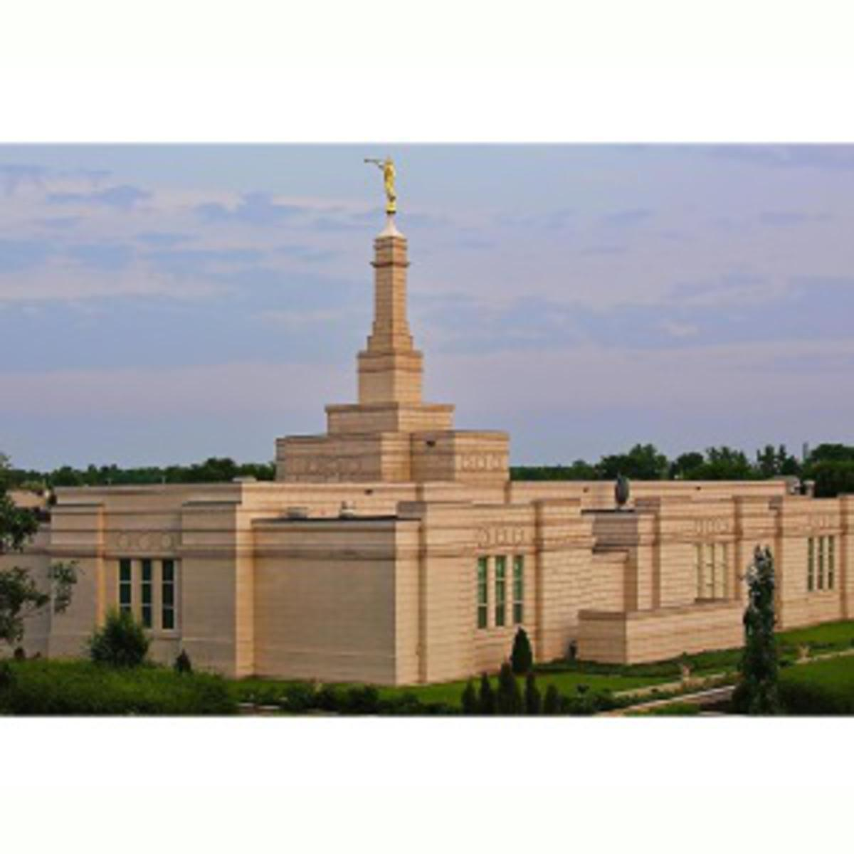 Montreal temple