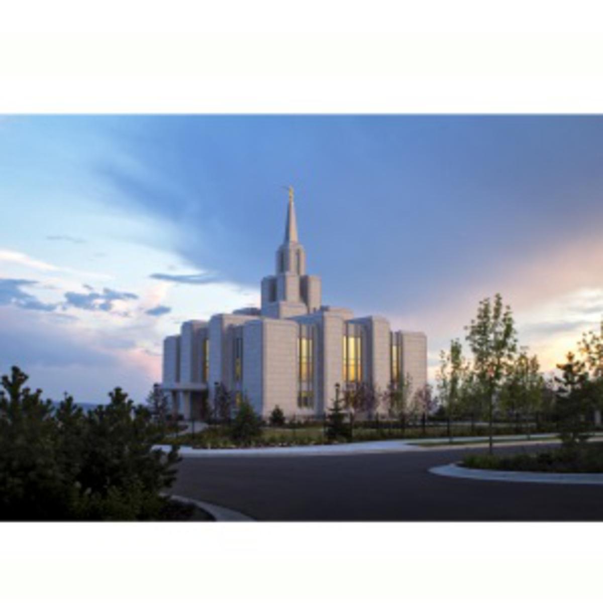 Calgary Temple