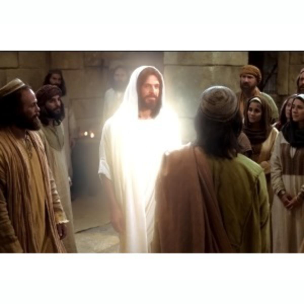 Resurrected Christ