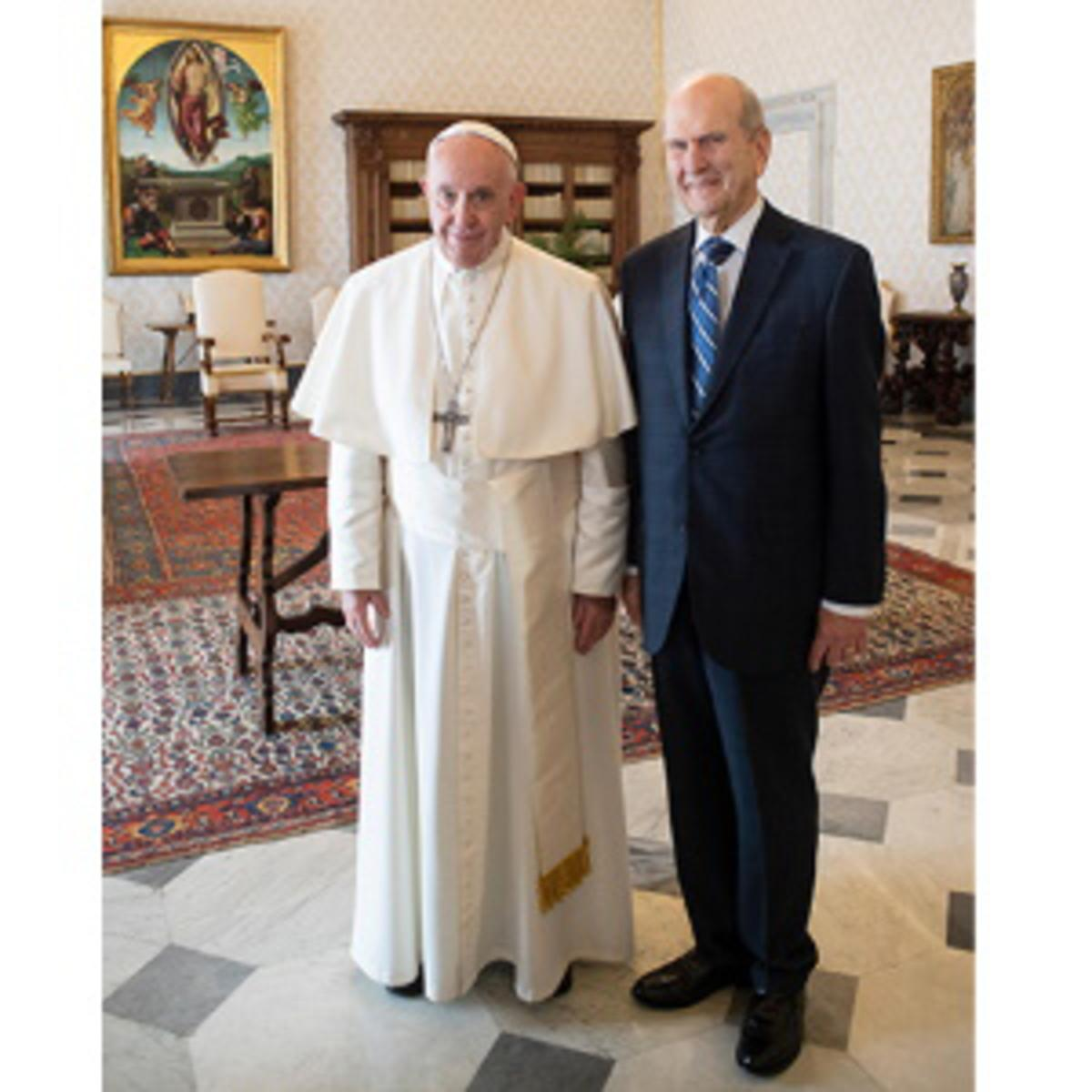 Pope and Prophet