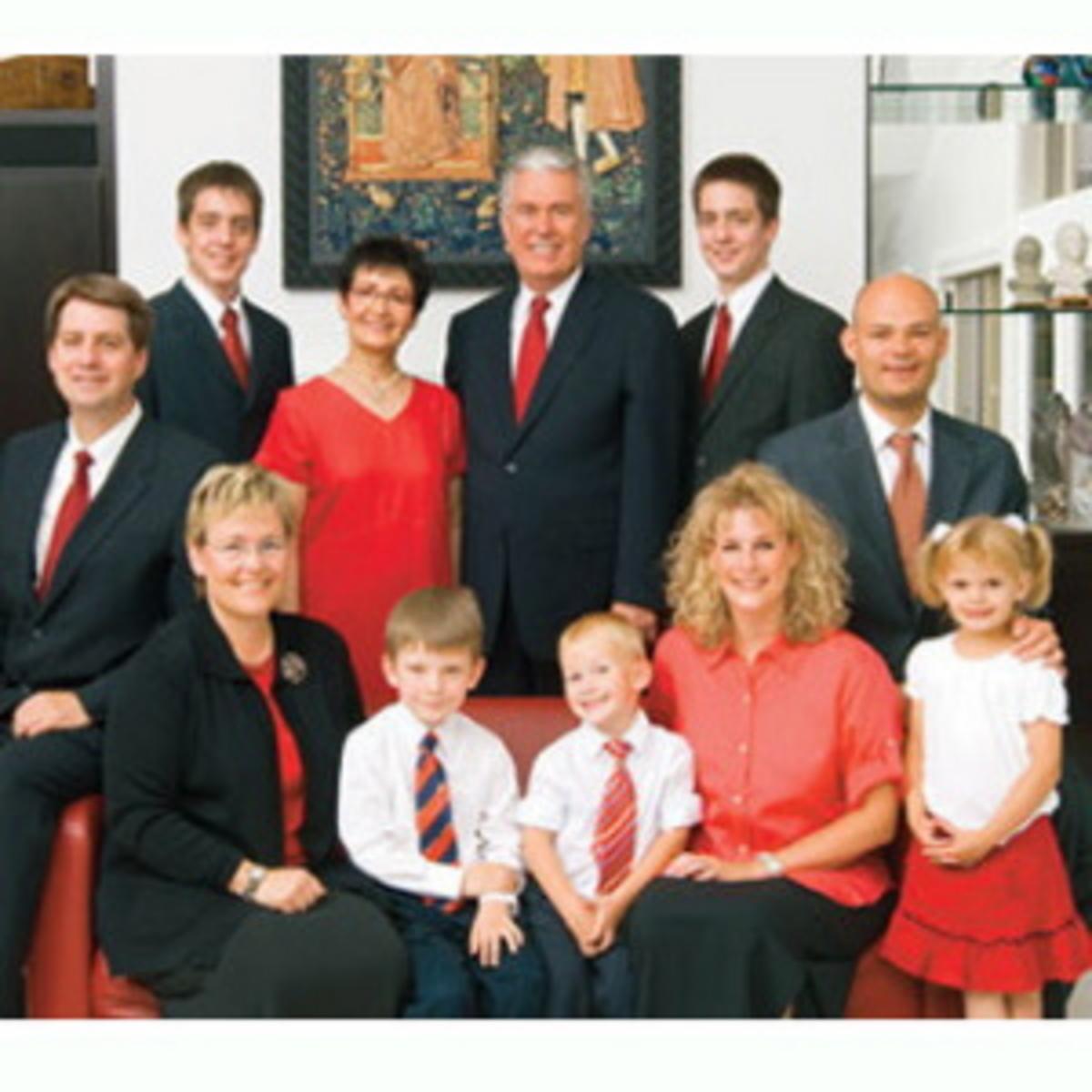 Uchtdorf Family