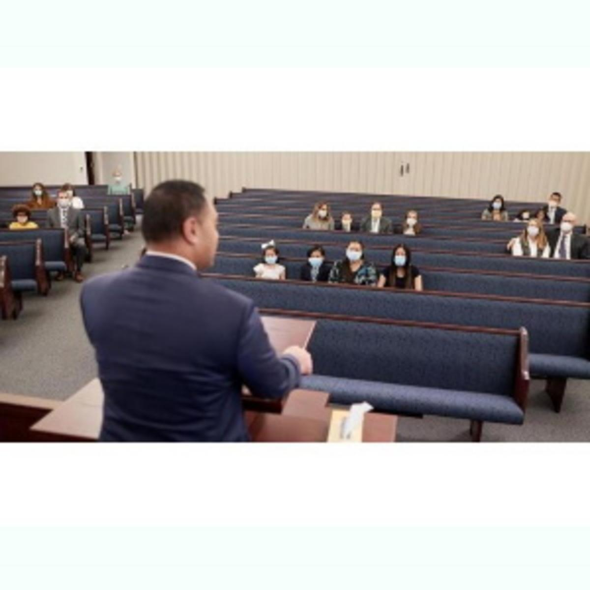 Church meetings