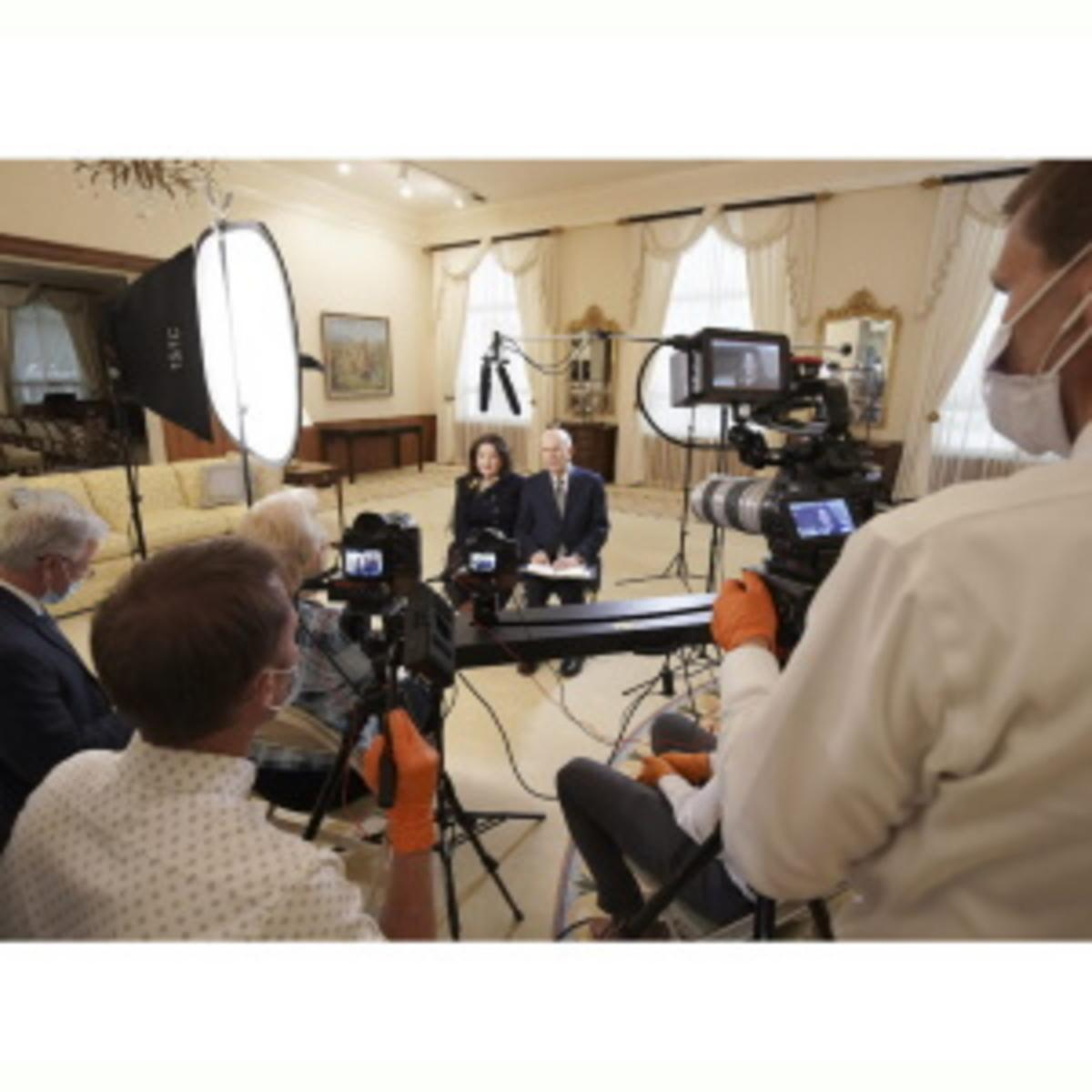 president Nelson Interview