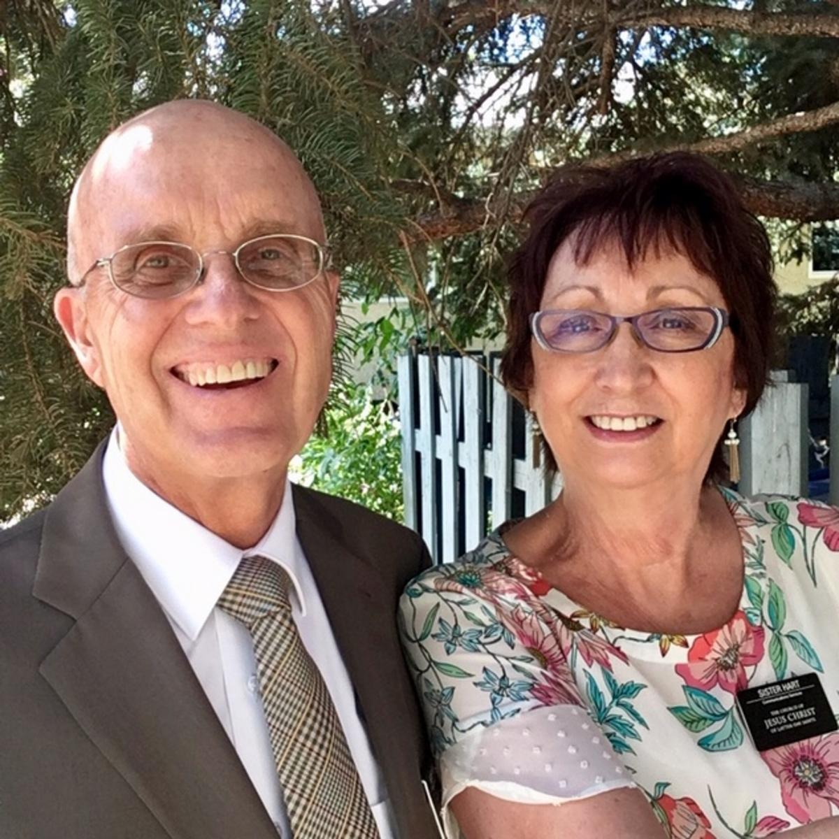 missionary couple