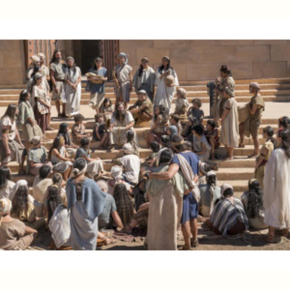 Jacob and the Nephites