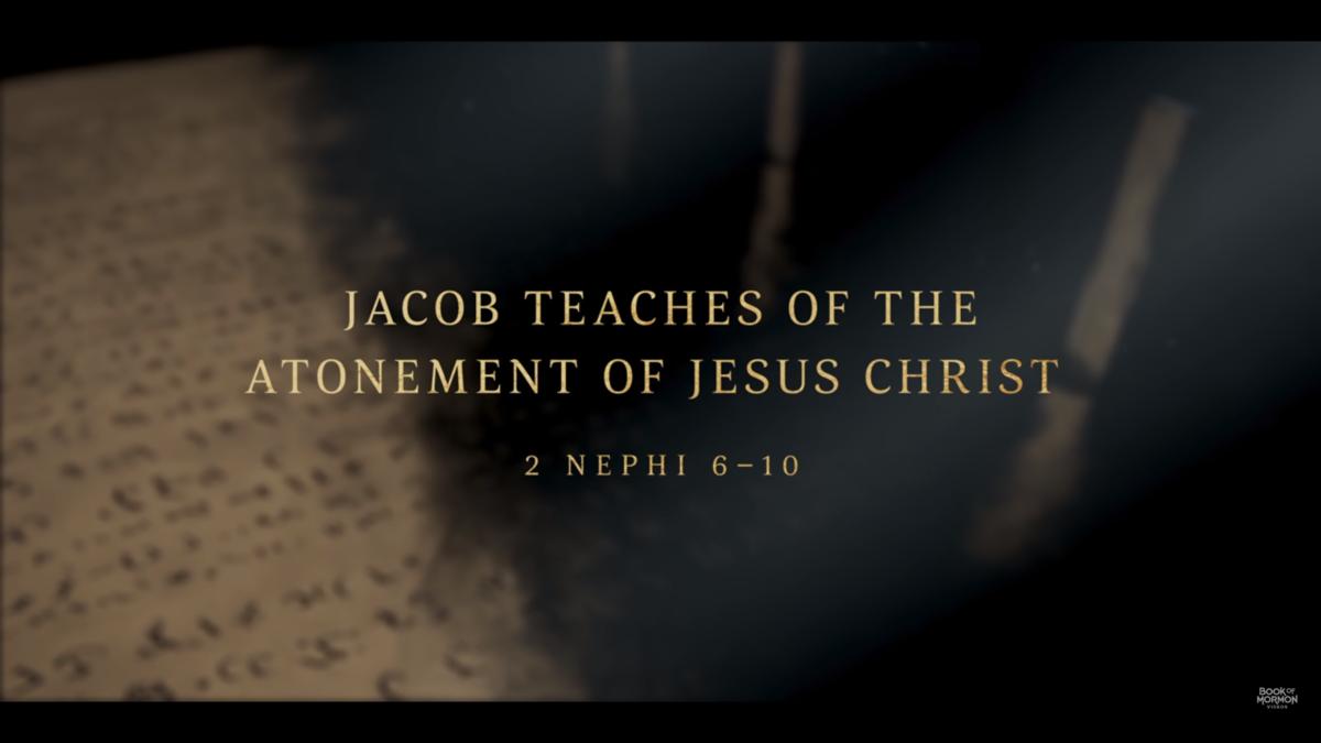 Jacob teaches