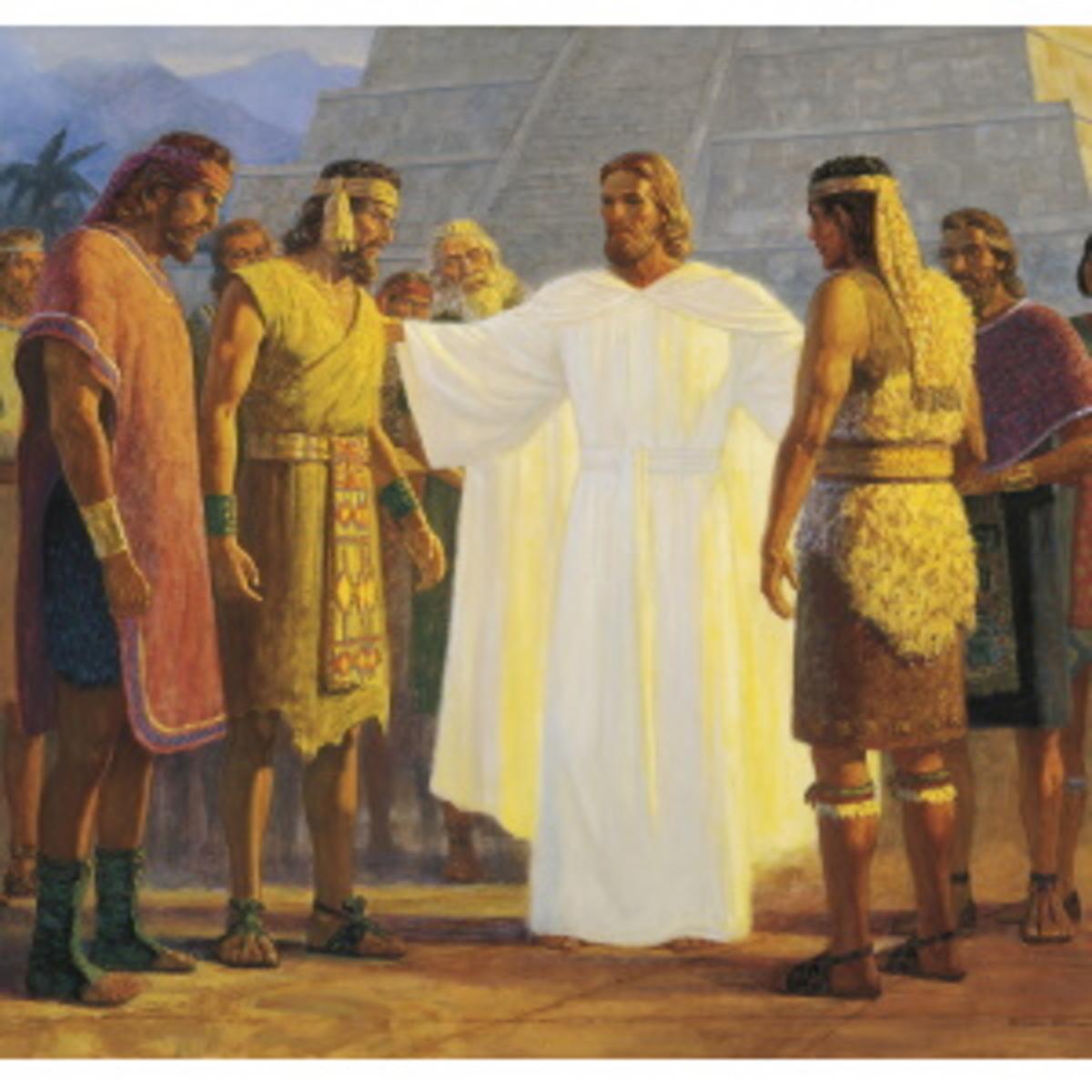 Nephite Apostles