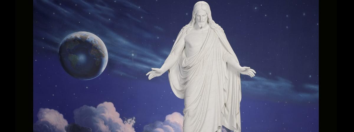 the Christus Statue