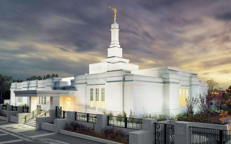 Edmonton Alberta Temple