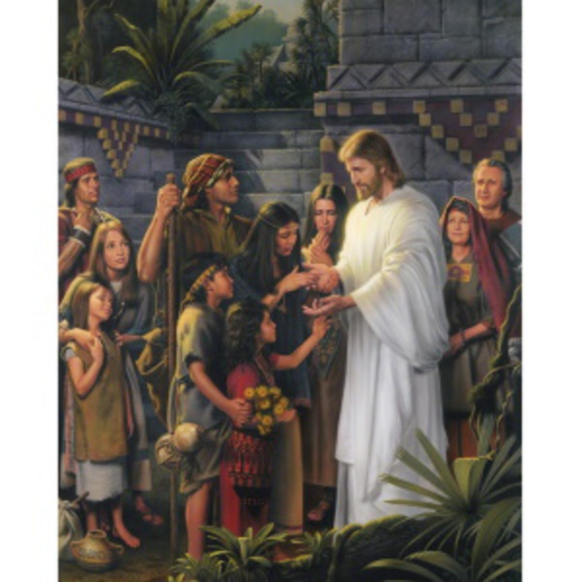 Christ in Bountiful