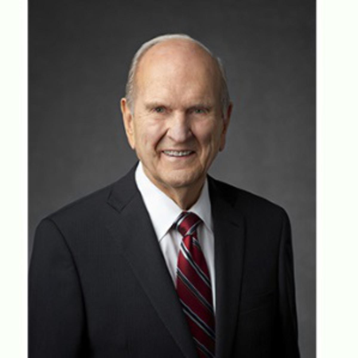 President Russell Nelson