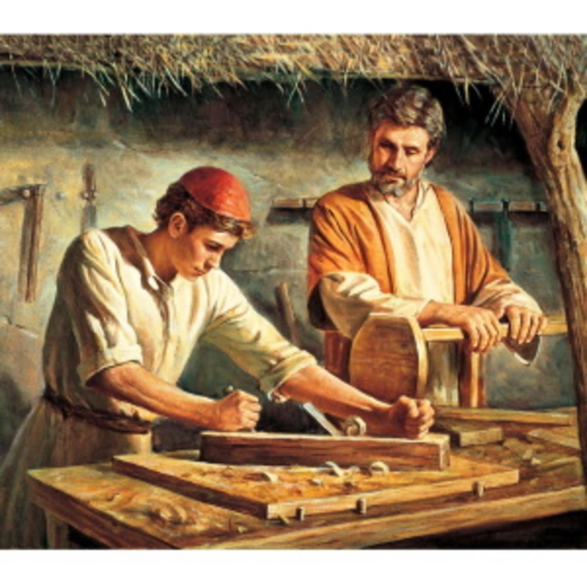 Carpenter's son