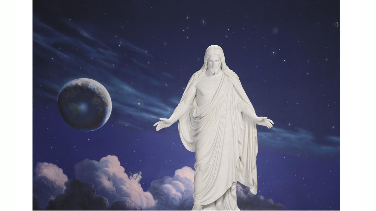 The Salt Lake Christus
