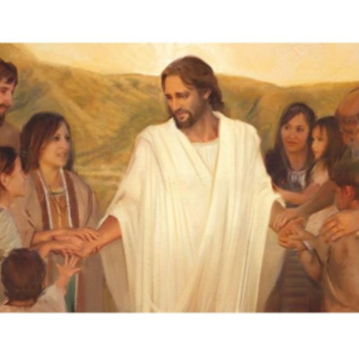 Jesus Christ in America