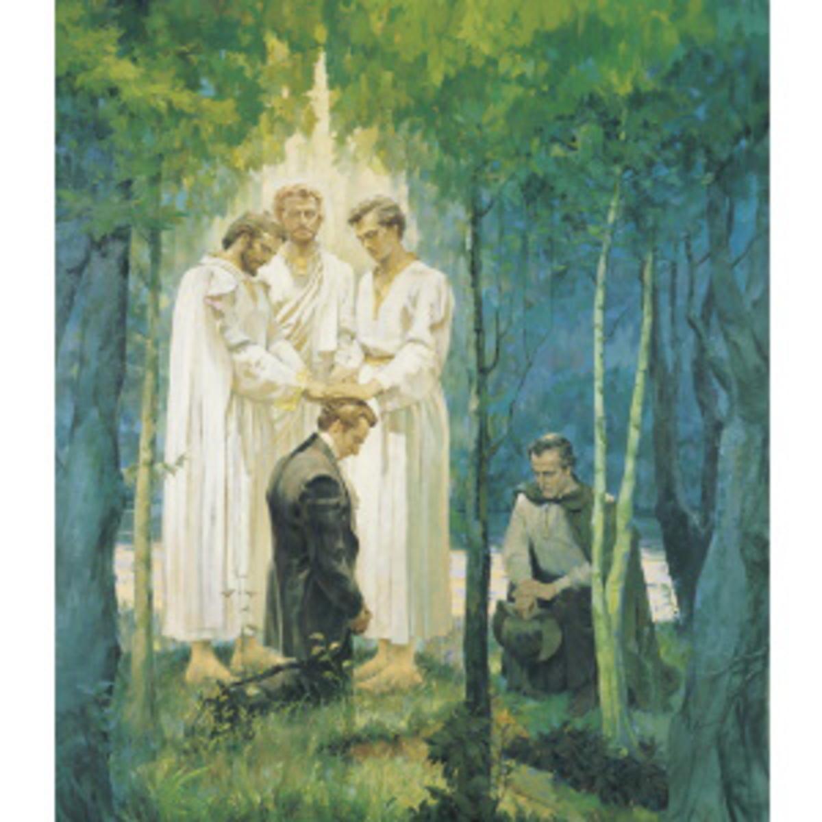 Restored Priesthood