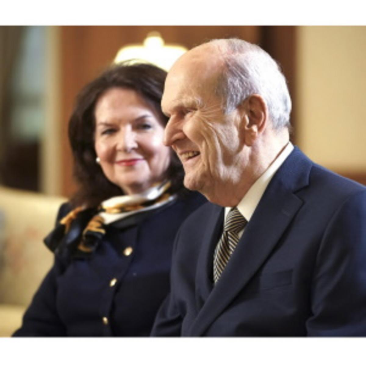Interview with President Nelson