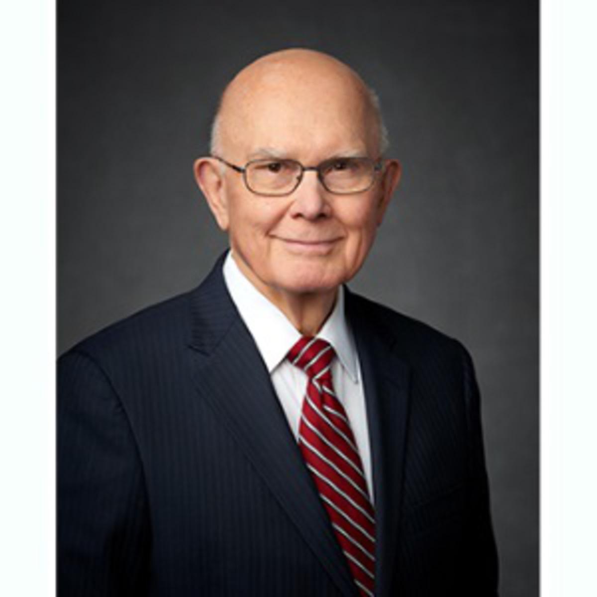 President Dallin H. Oaks