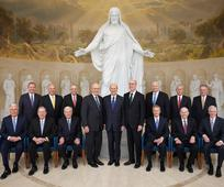 12 Apostles and First Presidency