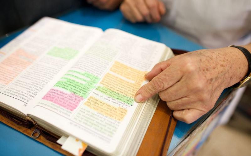 Scripture Marking