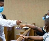 passing sacrament