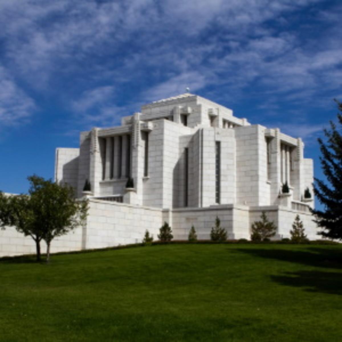 Cardston Alberta Temple