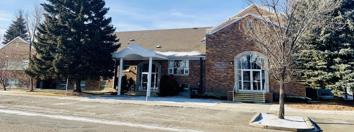 54 Street Chapel Taber Alberta