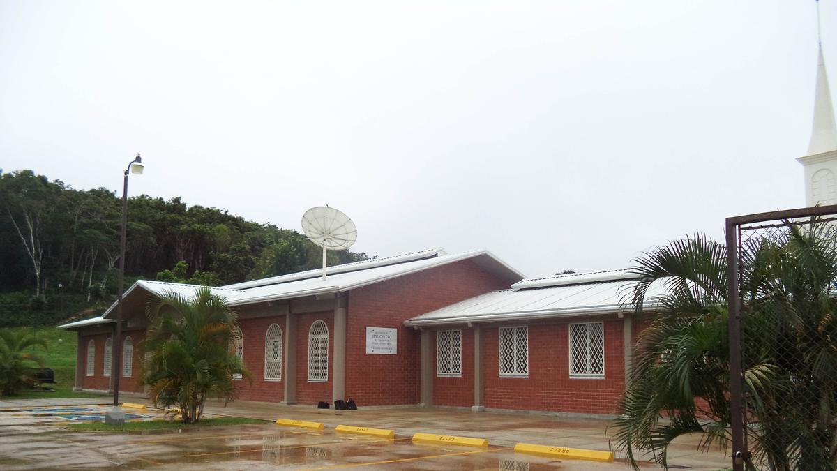 Iglesia SUD Belice
