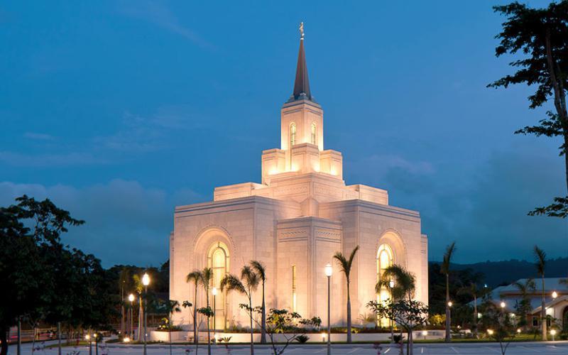 Templo de San Salvador, El Salvador.