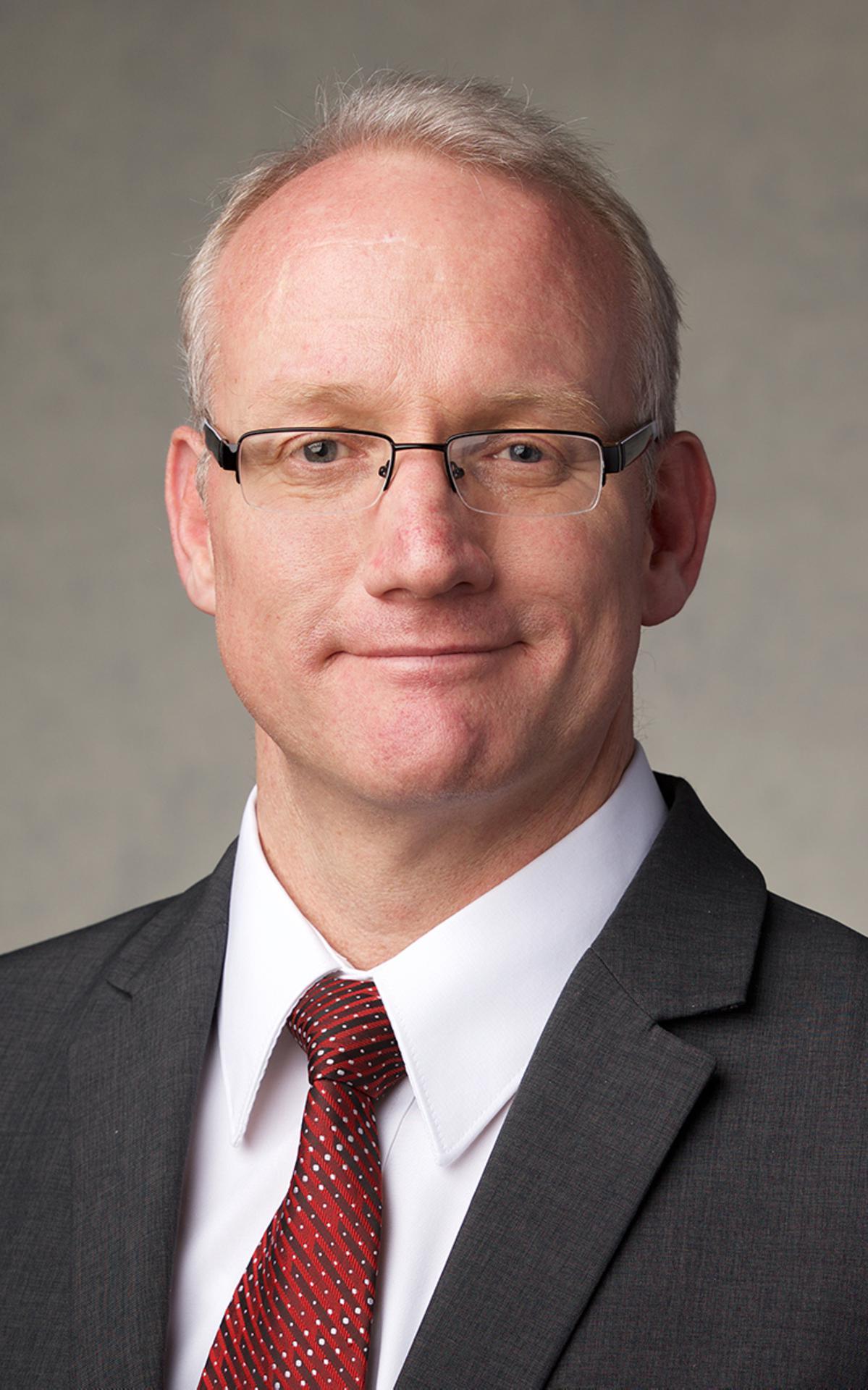 Elder Daniel P. Hall