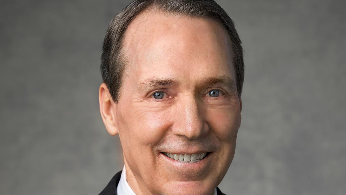 Élder Gary B. Sabin, EE. UU.