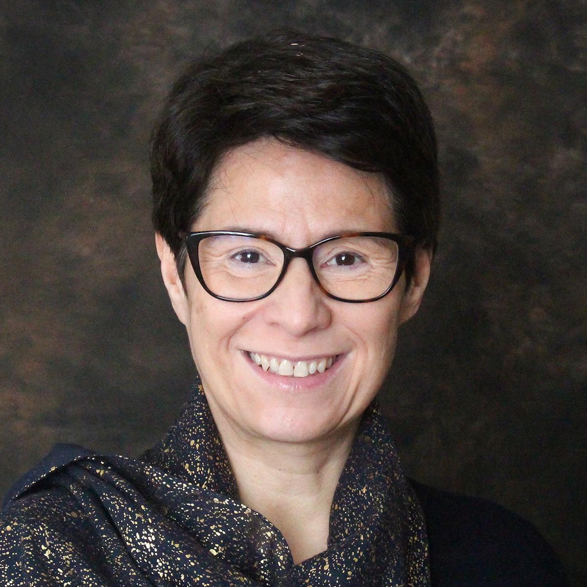 Schwester Ghislaine Simonet