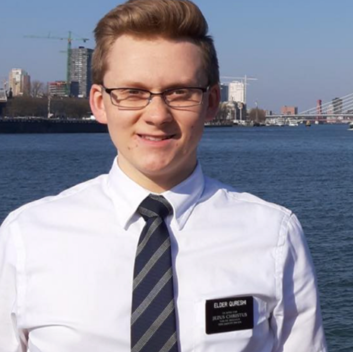 Male Missionary
