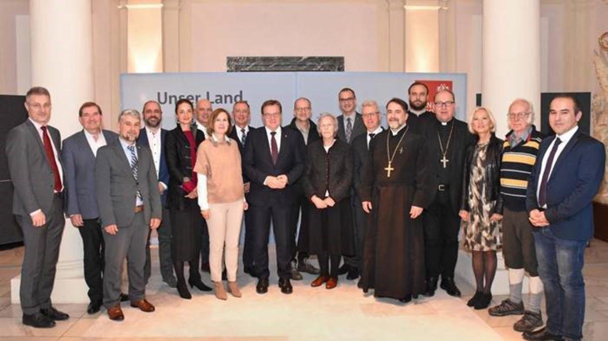 Multi-religious meeting