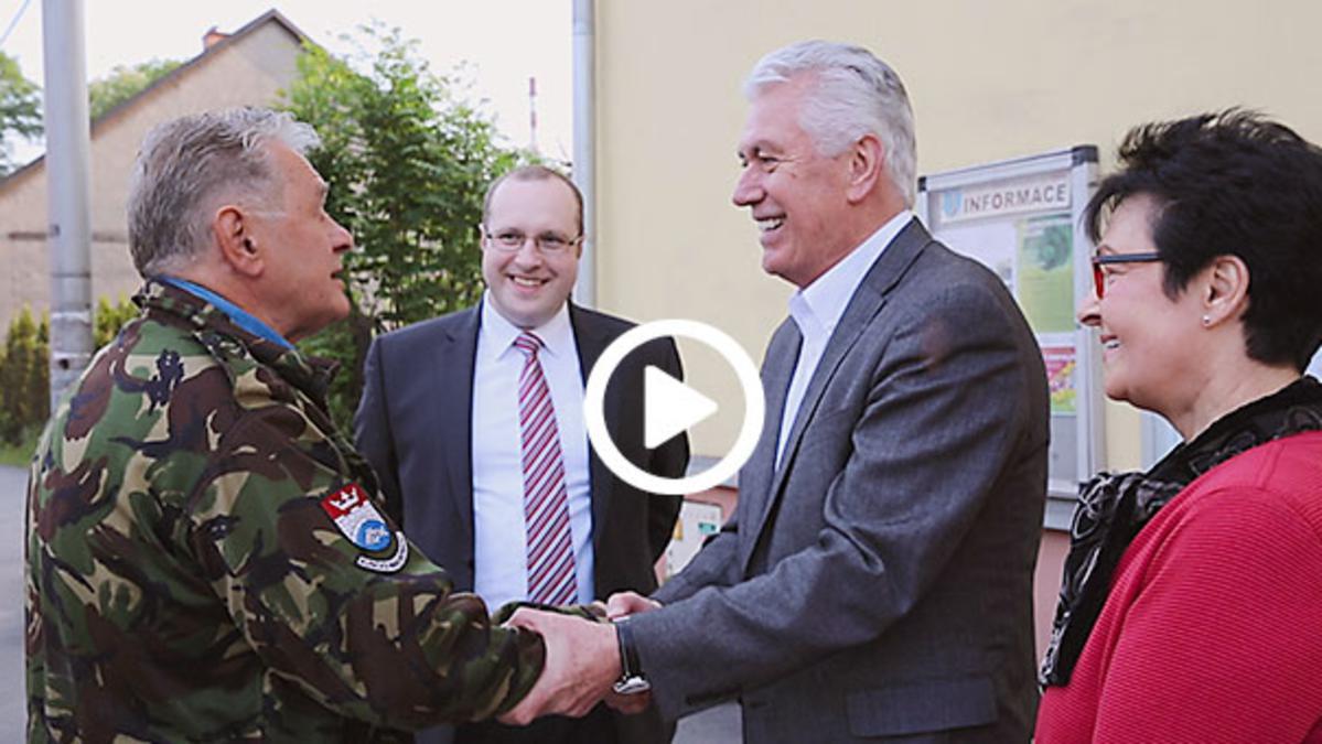 President Uchtdorf Visits Europe