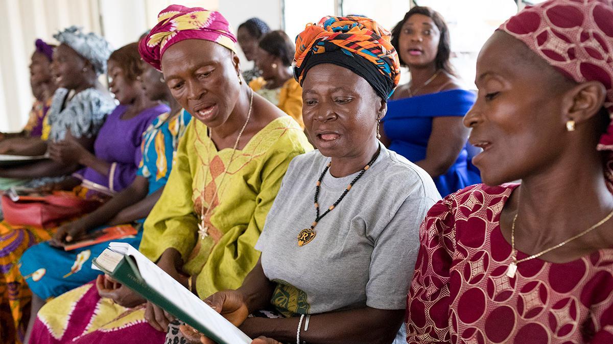 Feinabstimmung: Kirche aktualisiert Richtlinien zu Einreichungen für das neue Gesangbuch und das neue Liederbuch für Kinder