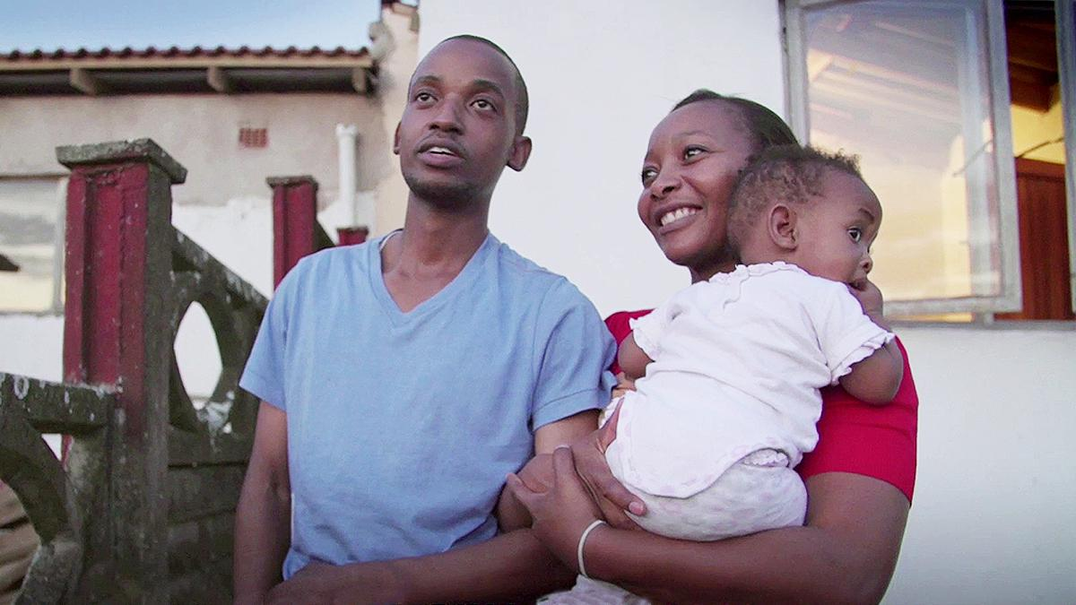 La familia Siyanda