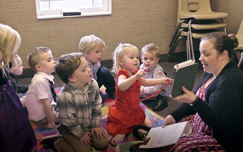 En primaryklasse