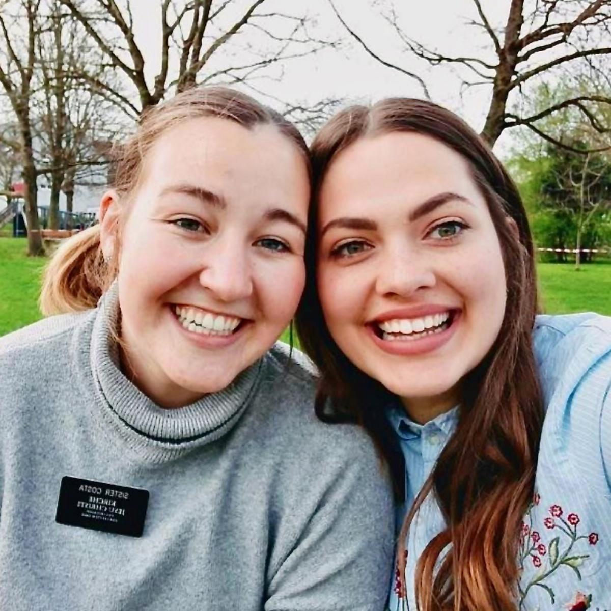 Sister Meisenfelder & Sister Costa