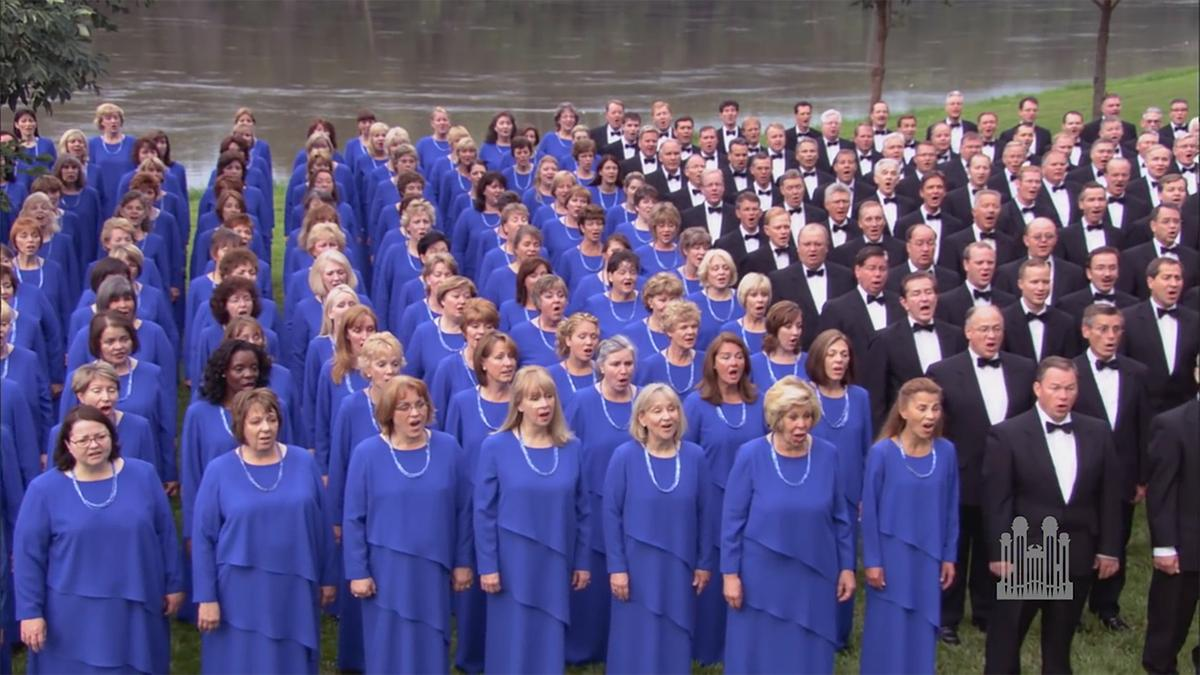 Zbor The Tabernacle Choir at Temple Square