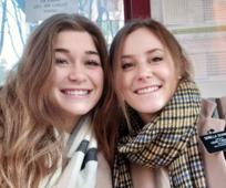 Sister Winger & Sister Schmidt