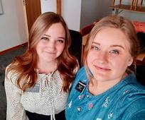 Sister Bartholomew & Sister Magnusdotter