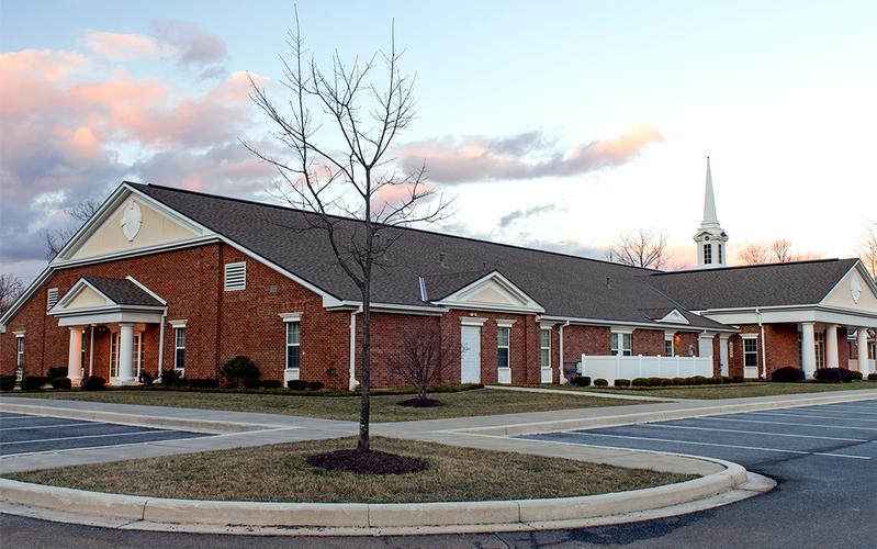 stavba cerkve